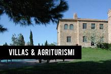 Villas & Agriturismi - Cultura Italiana Arezzo