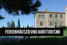 Ferienhäuser und Agriturismi - Cultura Italiana Arezzo