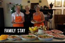 Family Stay - Cultura Italiana Arezzo