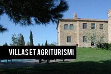 Villas et Agriturismi - Cultura Italiana Arezzo