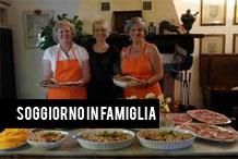 Soggiorno in famiglia - Cultura Italiana Arezzo
