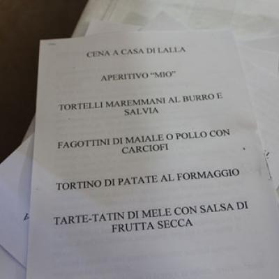 Galleria Corso di Cucina - Cultura Italiana Arezzo